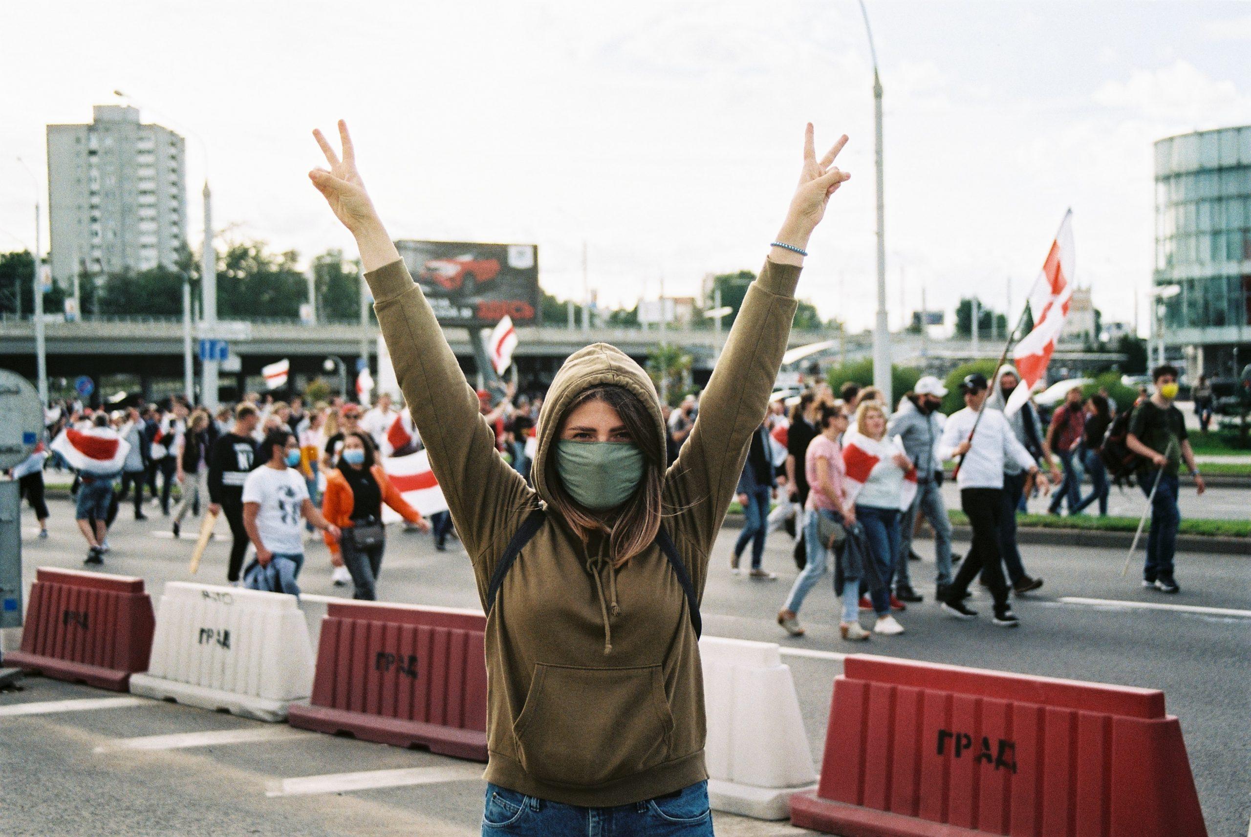 Cicha Rewolucja - demokracja